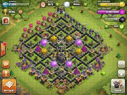 top 10 clash of clans town hall level 9 defense base design best