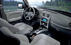 jeep liberty white interior 2005 jeep liberty information and photos zombiedrive