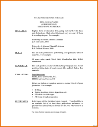 resume exles for any sle resume for any objectives gallery creawizard of