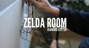 Legend Of Zelda Bedroom Nintendo Creates Legend Of Zelda Themed Room U2013 Zelda Informer