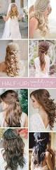 23 stunning half up half down wedding hairstyles for 2016 pretty