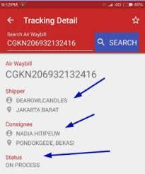 Cek Resi Jne Berdasarkan Nama | cara melacak kiriman jne melalui nama dan alamat jne tracking resi