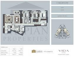 residence floor plan vida 3br unit 1 3 jpg