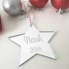 christmas decorations personalised u2013 name it custom decor