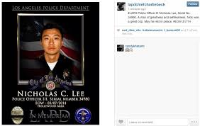 lapd officer killed in collision with big rig identified 2 others
