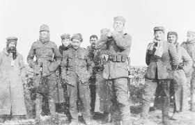 christmas 1914 brought the men out of the trenches and the