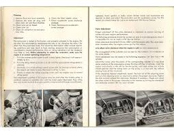 thesamba com august 1955 1956 vw bug owner u0027s manual