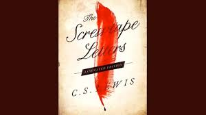 screwtape letters by c s lewis review jabari holder