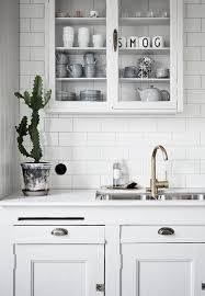 kitchens and interiors bright home with lots of details via coco lapine design