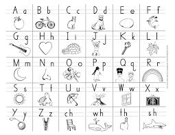 printable alphabet grid ltl black and white abc chart to download education pinterest
