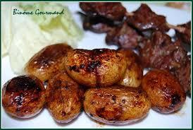 comment cuisiner les pommes de terre grenaille brochettes de cœurs de canards gras et pommes de terres grenailles