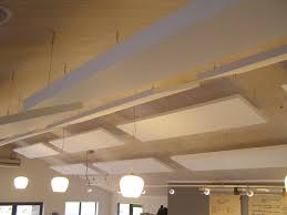 reduce noise and add style in ceiling design with acoustic plus