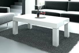 High Coffee Tables Low White Gloss Coffee Table Glass Top Coffee Table Modern High