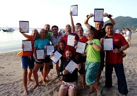 idc koh tao padi idc diving instructor development course