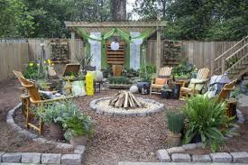 Rustic Landscaping Ideas For A Backyard Wonderful Rustic Landscape Ideas To Turn Your Backyard Into Heaven
