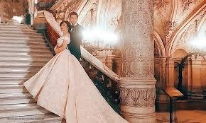 Dream Wedding Dresses How Vicki Belo U0027s Dream Wedding Gown Came To Life Cnn Philippines