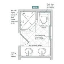 bathroom floor plan layout best 25 small bathroom layout ideas on small