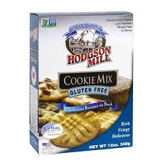 Hodgson Mill U0027s Gluten Free Cookie Mix Peanut Free Box