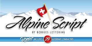 alpine script webfont u0026 desktop font myfonts