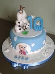 wanna build snowman u0027 u0027frozen u0027 themed birthday cake
