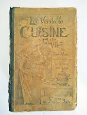 livres de cuisine anciens livre cuisine ancien en vente ebay
