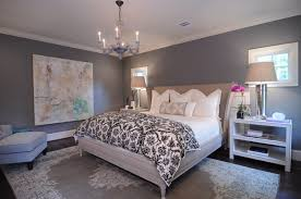 gray themed bedrooms gray walls contemporary bedroom benjamin moore chelsea gray