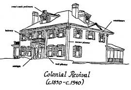 colonial revival old stone house museum