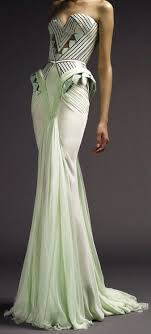versace wedding dresses still in with this versace deco gown the gown