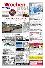 Wohnzimmerschrank Porto Ahorn Die Wochenpost U2013 Kw 17 By Sdz Medien Issuu