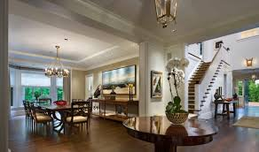 Union Park Dining Room by Robert A M Stern Architects Llp