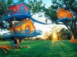 20 amazing tree house designs for a fantastic garden ideen rund