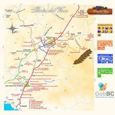 San Pancho Mexico Map by Santispac U2013 The Vegan Ninja