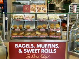 Muffin Display Cabinet Smile Krispy Kreme Is Back In Philly