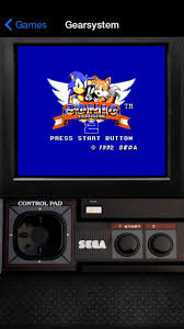 play sega system games on your ipad and iphone ios