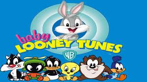 baby looney tunes abertura