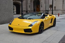 Lamborghini Gallardo Back - 2007 lamborghini gallardo spyder spyder stock l357a for sale