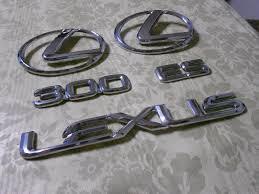 lexus es330 hood used lexus es300 emblems for sale