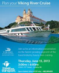 omaha event plan your viking river cruise travel and transport
