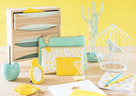 si e maison du monde deko trend mint and lemon maisons du monde trends
