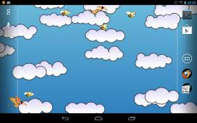 clouds live wallpaper lite android apps on google play