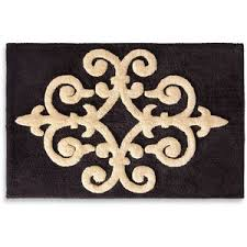 Black And Gold Bathroom Rugs Black And Gold Bathroom Rugs Home Design Plan