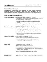 Cad Drafter Resume Here Are The Elements You Need To Add In Drafter Resume