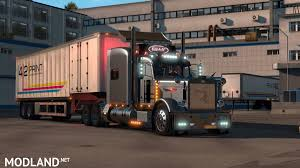 peterbilt peterbilt 389 modified v 2 0 9 for ats 1 6 mod for american