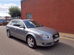 2005 audi a4 se 1 9 tdi manual mot march 2018 spares or repair