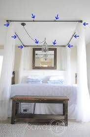 diy canopy bed 20 magical diy bed canopy ideas will make you sleep romantic