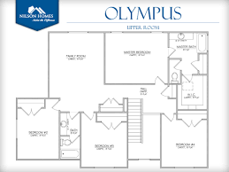 upper floor plan breckenridge floor plan rambler new home design nilson homes