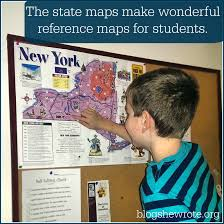 Us Geography Map U S Geography With Which Way Usa Blog She Wrote