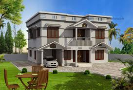 evens construction pvt ltd beautiful flat roof house design in