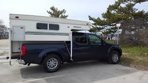 nissan frontier truck 2016 fronty with truck camper slide in nissan frontier forum