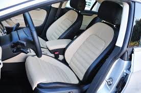 2013 vw cc interior two tone seats sweet mother of jesus look